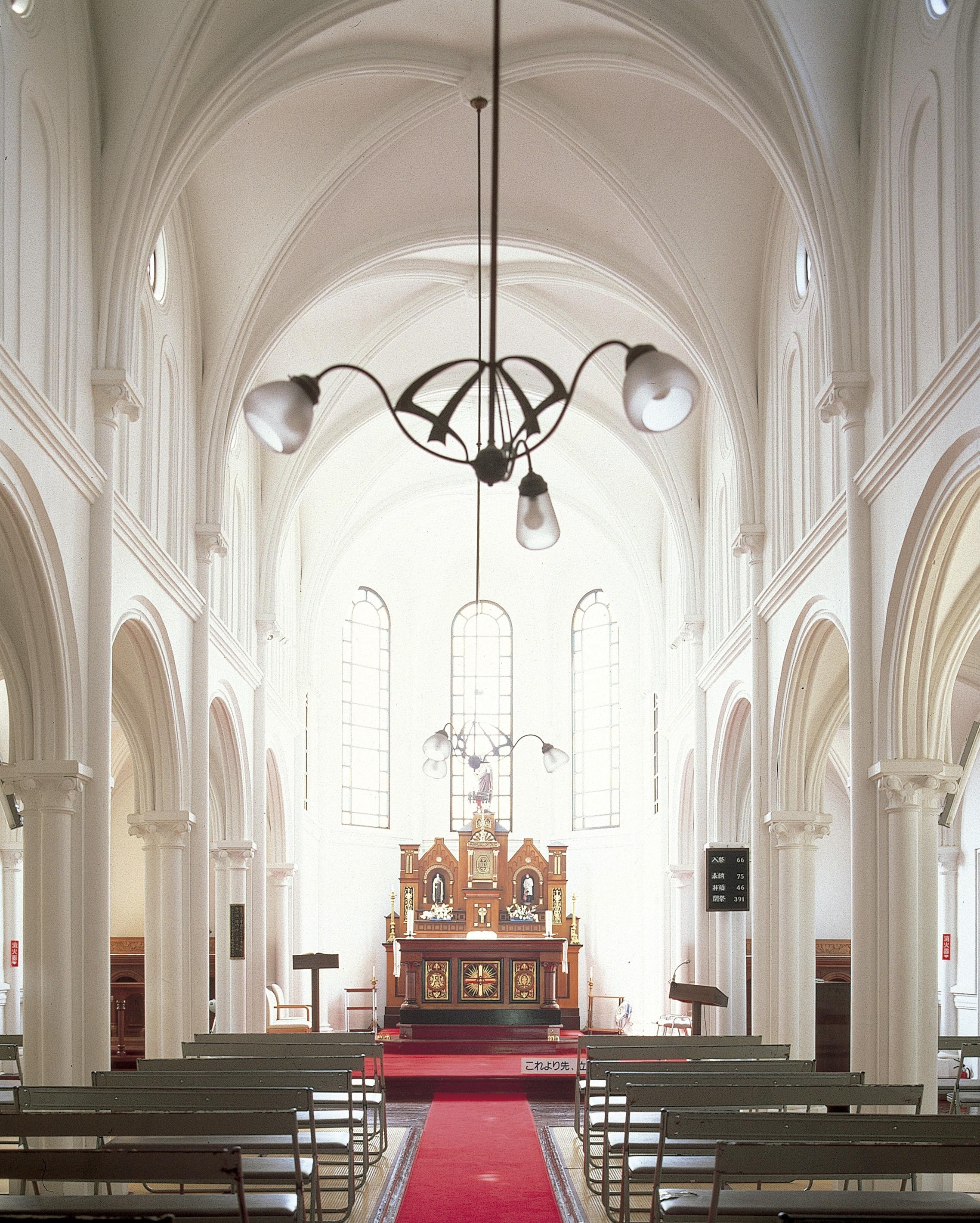 鶴岡カトリック教会 天主堂 – つるおか観光ナビ
