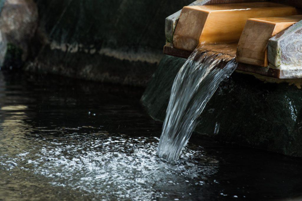 鶴岡の温泉